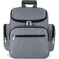 Plambag Women's Backpack Diaper Bag, Lightweight Baby Nappy Bag