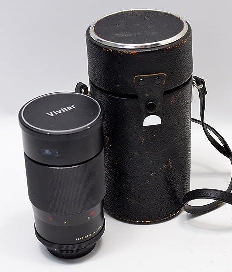 Review Vivitar 200mm 1:3.5 f3.5