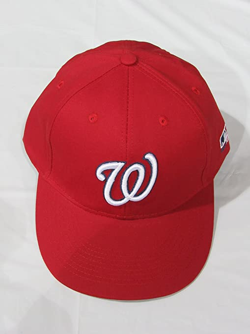 Image Unavailable. Image not available for. Color  Washington Nationals  ADULT Cap ... 375ec852e7c