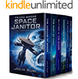 Triana Moore, Space Janitor: The Complete Humorous Sci Fi Mystery Series