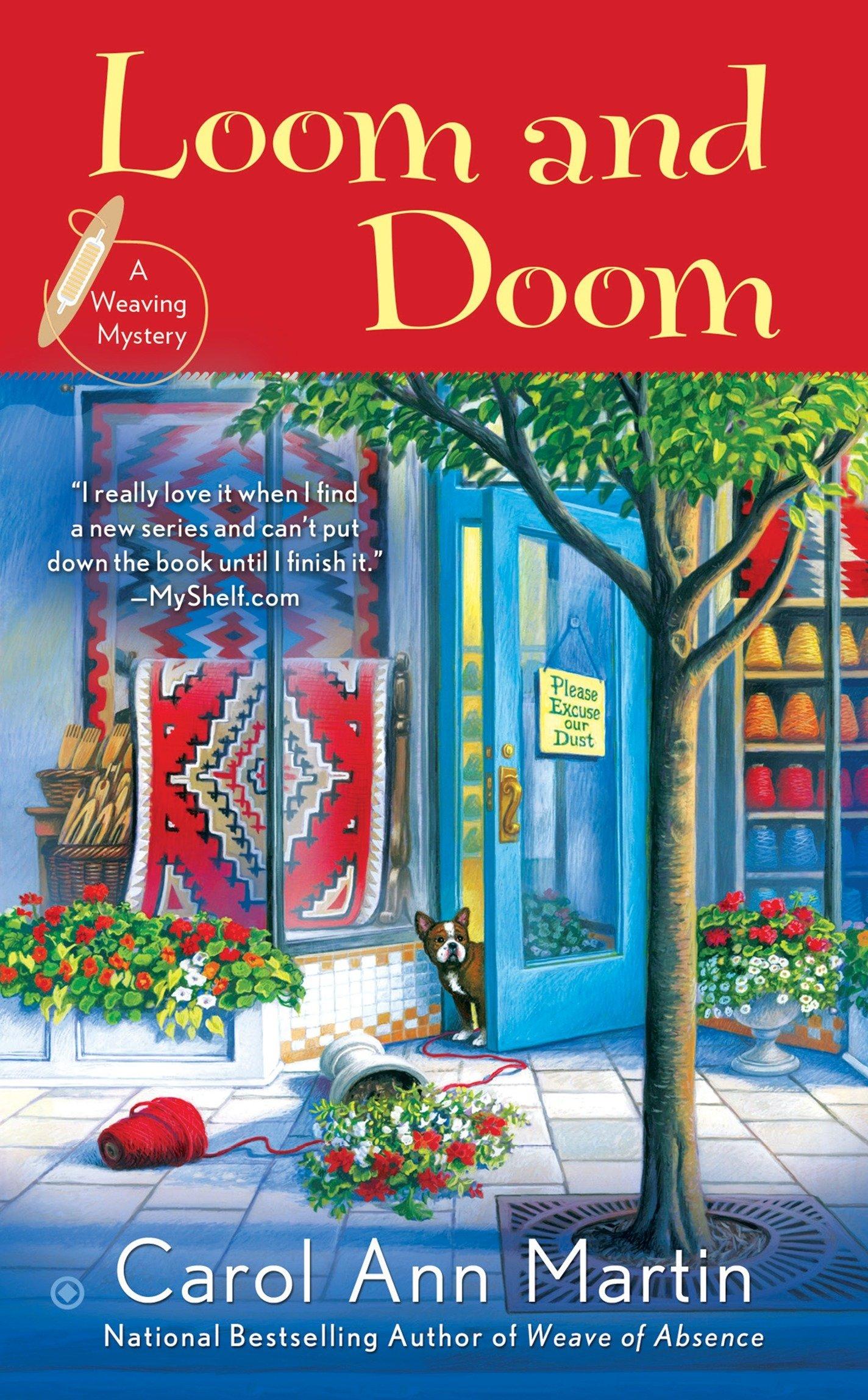 Amazon Com Loom And Doom A Weaving Mystery 9780451474889 Martin Carol Ann Books South la power fest presented by community coalition. loom and doom a weaving mystery