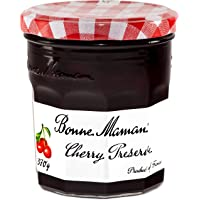 Bonne Maman巧婆婆红樱桃果酱370g(法国进口)