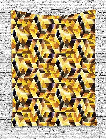 Abstract Art Geometric Blocks