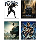 Amazon.com: Posters USA - Marvel Black Panther Movie ...