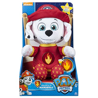 Paw Patrol - Snuggle Up Pup - Marshall: Toys & Games