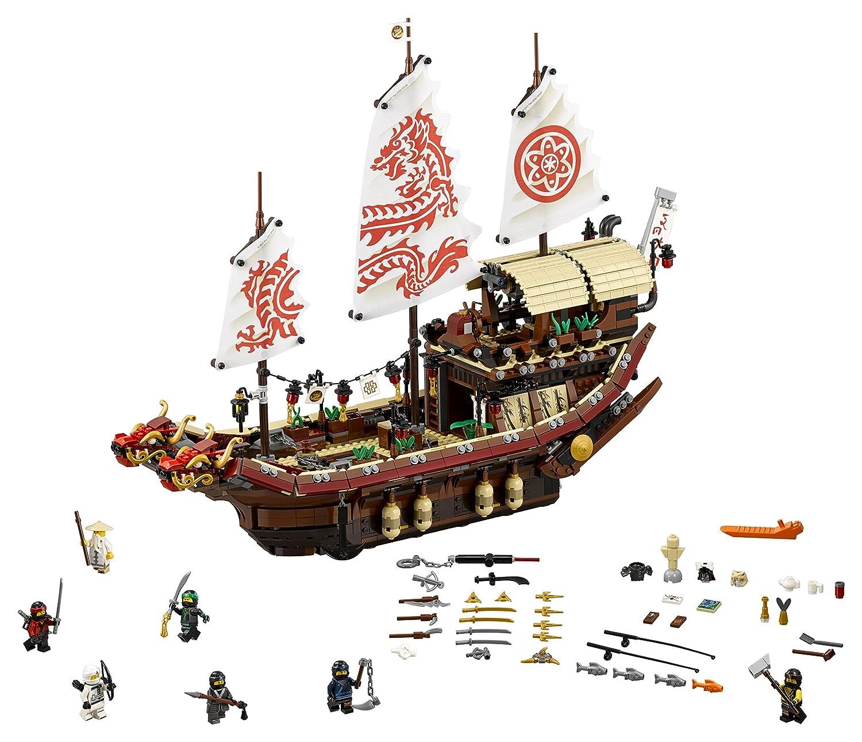 Amazon.com: 70618 Lego Ninjago Destiny s Bounty: Toys & Games