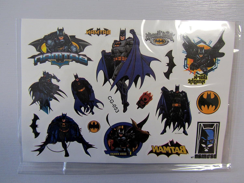 Shihan- Batman tatuajes película película superhéroes Unión niño ...