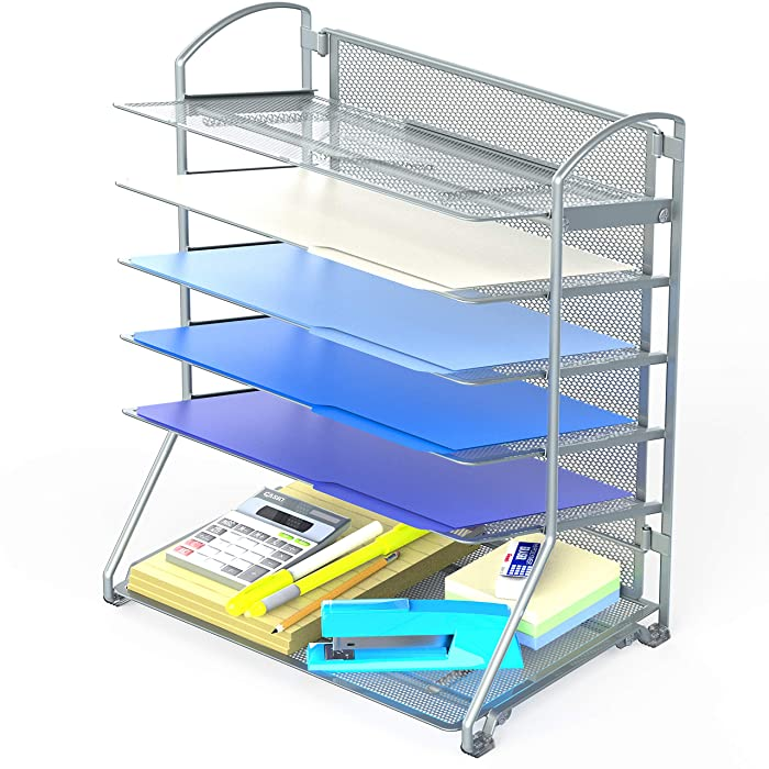 Top 10 Silver Office Supply Organizers And Storage