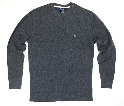 6364b691a7 Polo Ralph Lauren Mens Long-sleeved T-shirt   Sleepwear   Thermal (Small