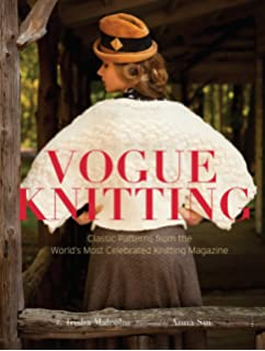 dcd5ebbed3d Vogue Knitting  Classic Patterns from the World s Most Celebrated Knitting  Magazine