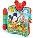 Clementoni - Mi Primer Libro De Animales Mickey Mouse C/ Sondos 17-65017