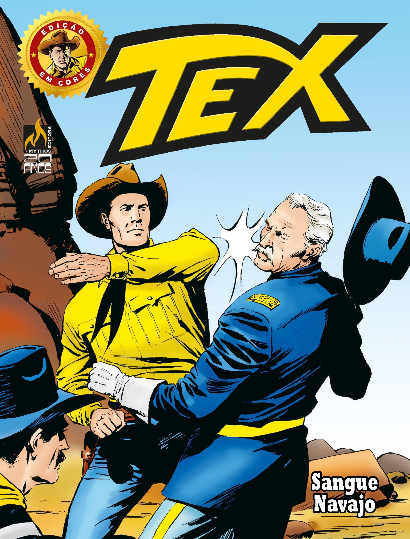 Download Tex Edição em Cores 31. Sangue Navajo PDF