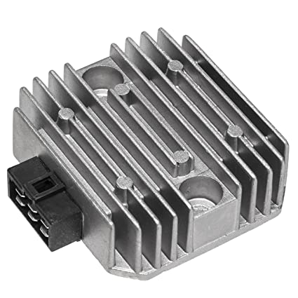Amazon.com: Voltage Regulator for Kawasaki Bayou 300 (89-02 ...