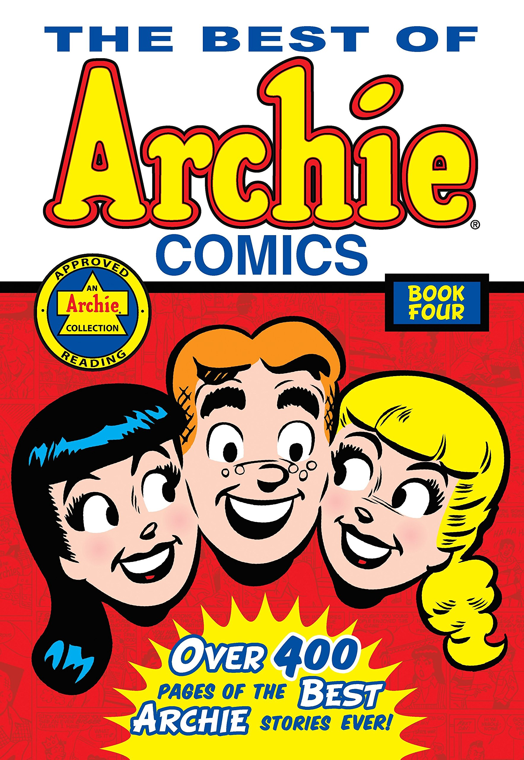 Amazon com: The Best of Archie Comics Book 4 (9781619889422
