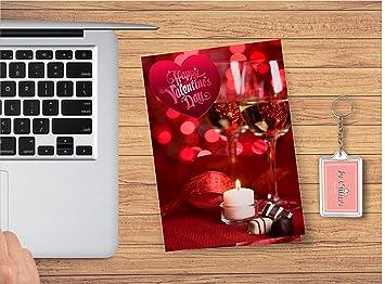 Printelligent Romantic Valentine Gift For Boyfriend Happy Valentines
