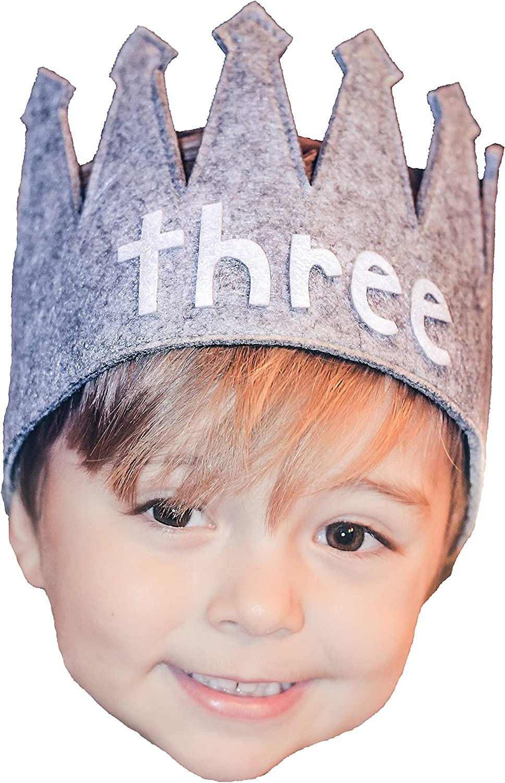 3rd Birthday Hat Third Birthday Girl Hat Birthday Party Hat Ready To Ship 3rd Birthday Party Hat Gold Girl Party Hat