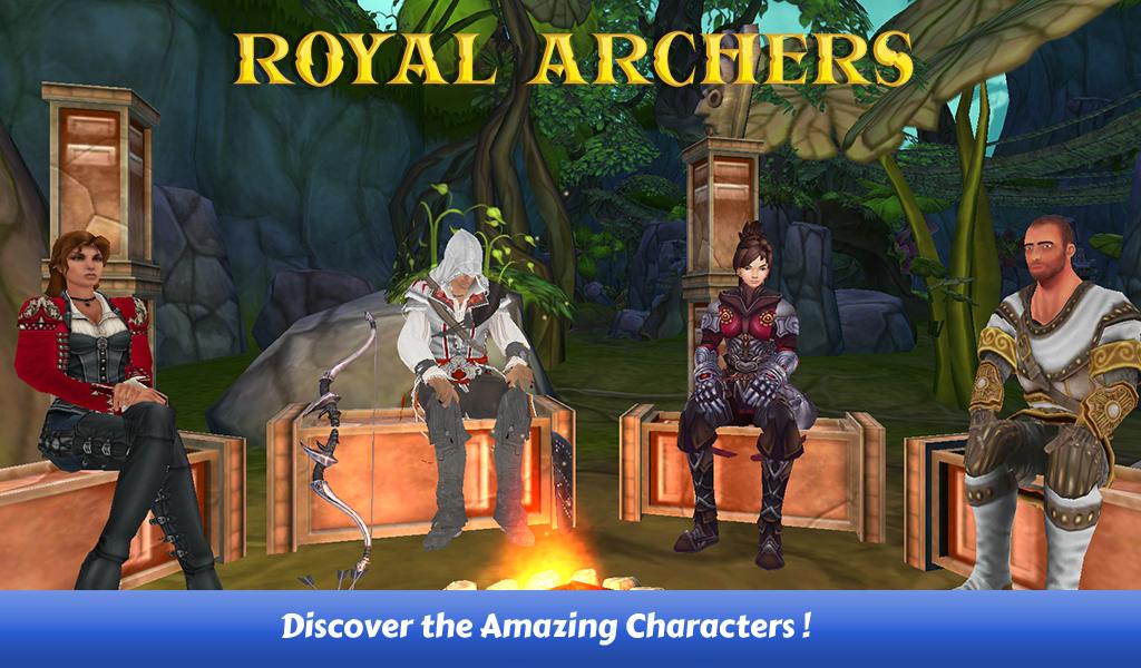 Royal Archers: Amazon.es: Appstore para Android