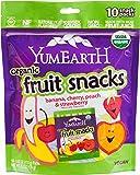 YummyEarth Organic Fruit Snacks, 6.2 oz ( Packaging May Vary )