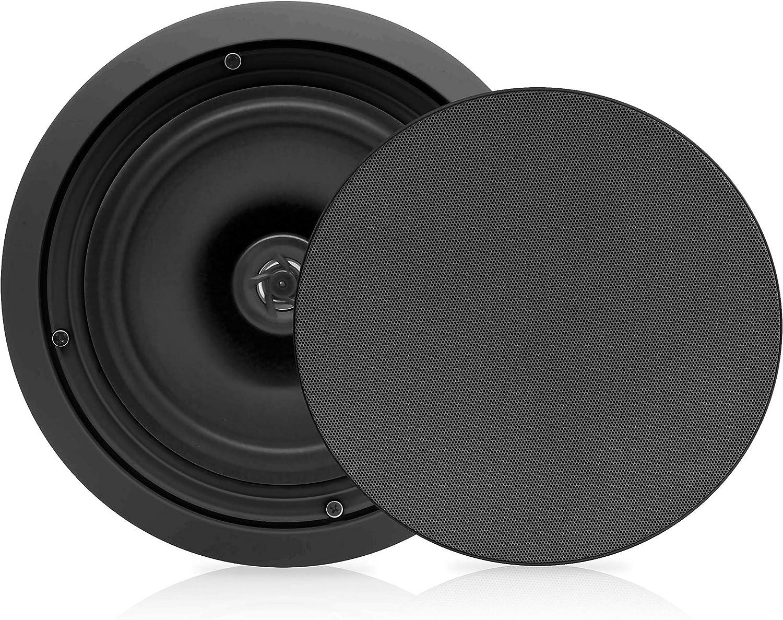 Pyle PL53BL 5.25-Inch 200-Watt Three-Way Speakers (Pair)