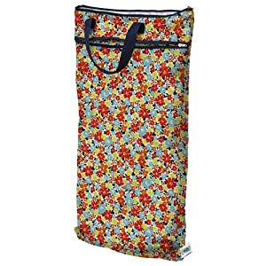 Planet Wise Hanging Wet/Dry Bag - Fancy Pants