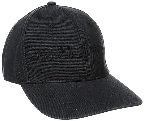 Armani Jeans Men s XE Logo Baseball Cap 49b3c27ce0c