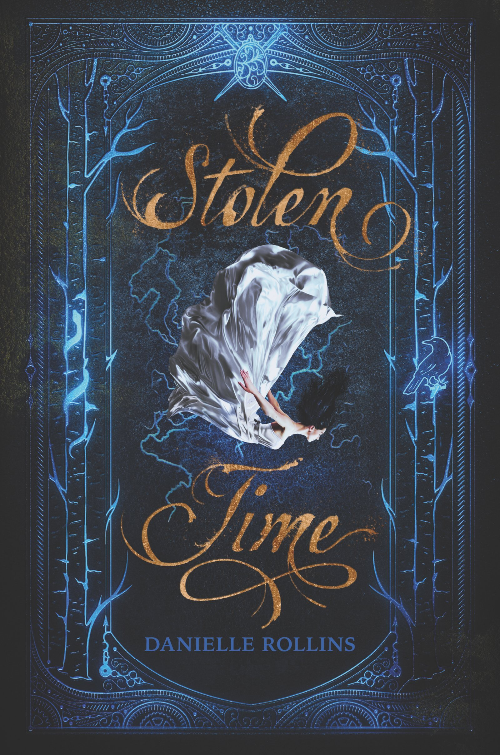 Amazon.com: Stolen Time (Dark Stars) (9780062679949): Rollins, Danielle: Books