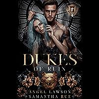 Dukes of Ruin (Dark College Bully Romance): Royals of Forsyth University Book 4