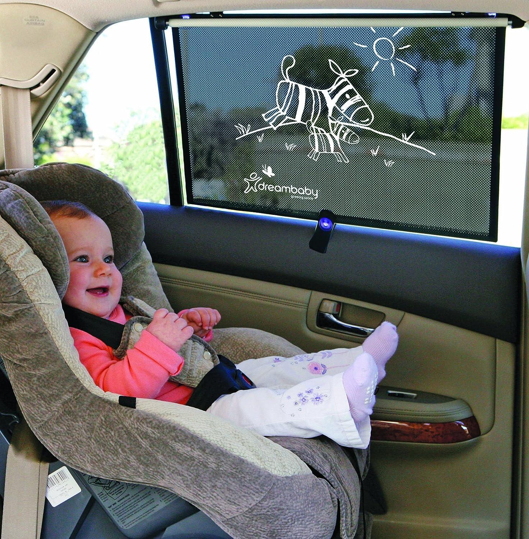 Dreambaby Car Window Shade Zebra Design