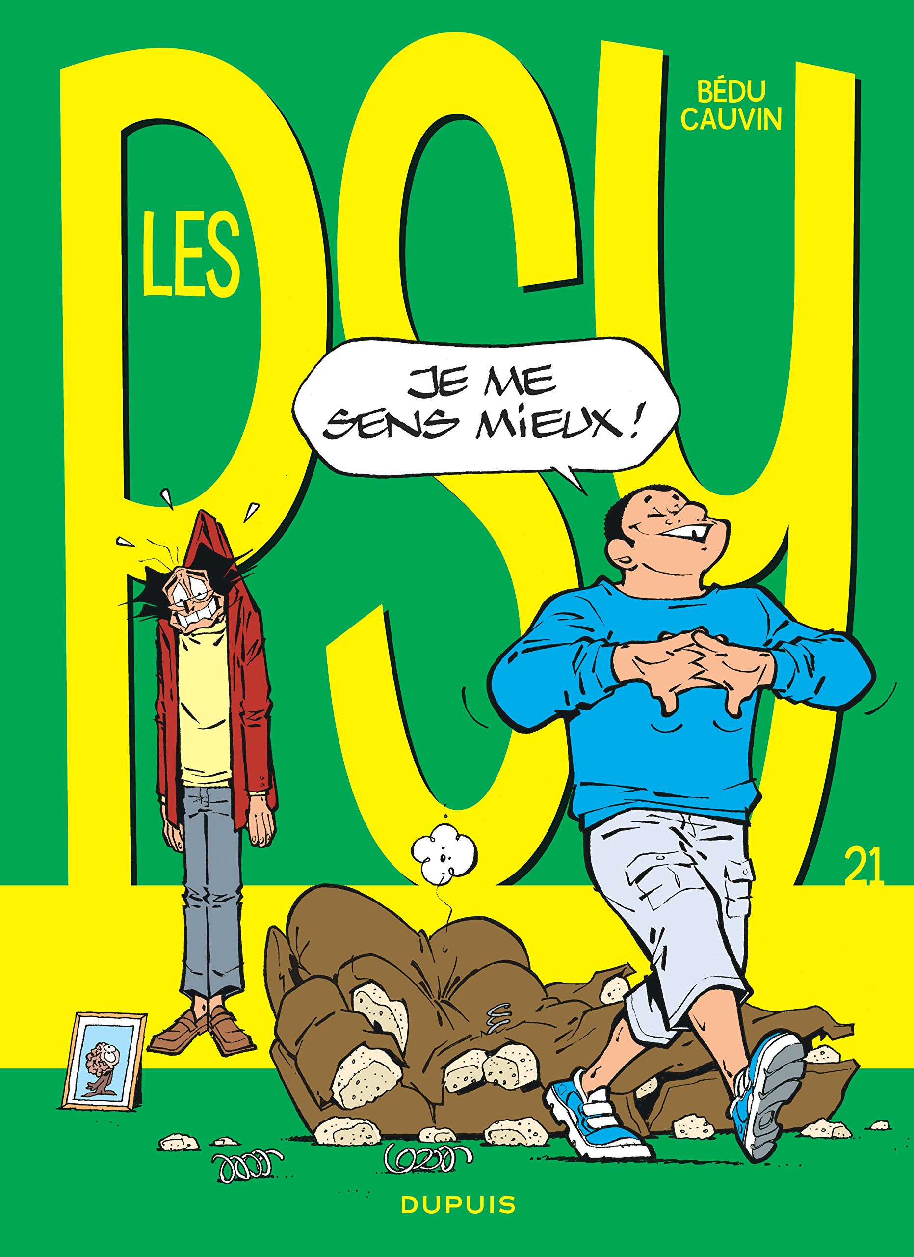 Les Psy Tome 21