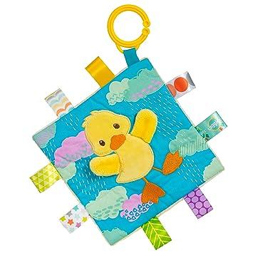 Amazon.com: Taggies arrugado Me juguete de bebé, Dipsy Pato ...