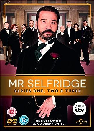Mr. Selfridge: Series 1-3 Edizione: Regno Unito DVD: Amazon ...