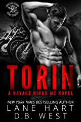 Torin (Savage Kings MC Book 3) Kindle Edition