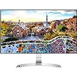 LG IT Products 27MP89HM-S 68,58 cm (27 Zoll) Full HD IPS Monitor (AMD FreeSync, 2x HDMI) silver