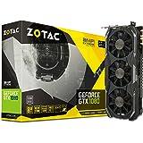 Zotac GeForce GTX 1080 AMP Extreme Grafikkarte (NVIDIA, 8GB GDDR5X, 256bit, Base-Takt 1771 MHz / Boost-Takt 1911 MHz, 10,8 GHz)