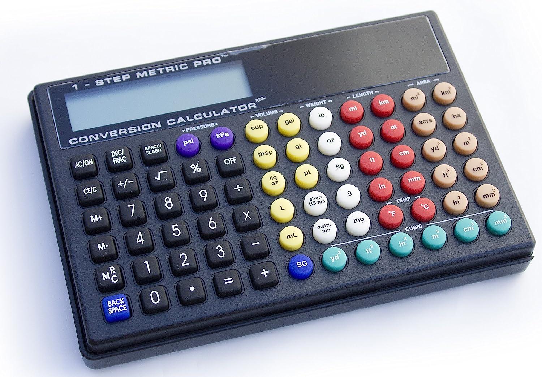 Amazon 1 step metric pro metric conversion calculator 6258b amazon 1 step metric pro metric conversion calculator 6258b electronics geenschuldenfo Choice Image
