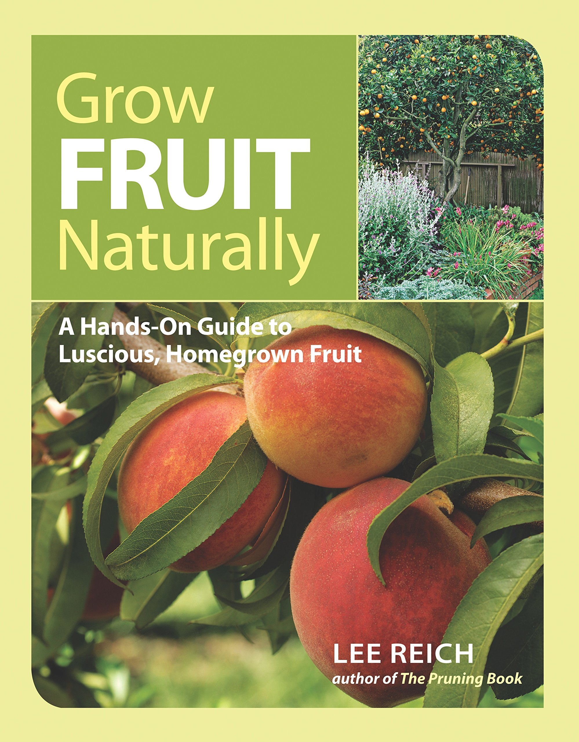 Grow Fruit Naturally: A Hands-On Guide to Luscious, Homegrown Fruit ...