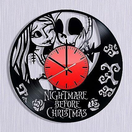 Amazon com: The Nightmare Before Christmas wall art ideas Handmade