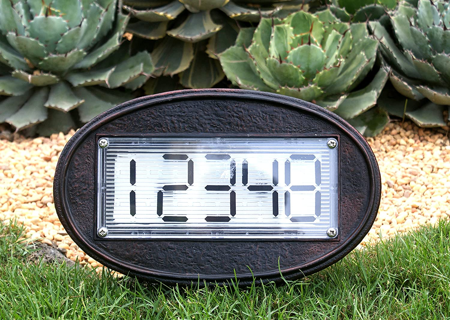 Solar House Number Solar Powered Address Signs