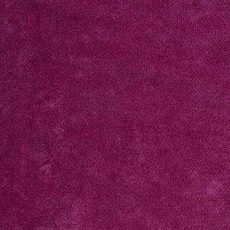 3 yd card size 0 hot pink Chenille fine