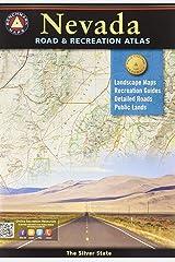Nevada Road & Recreation Atlas: 6th Edition Paperback