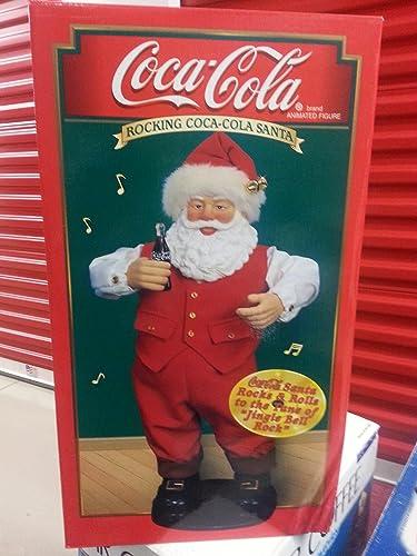 Rocking Coca Cola Santa