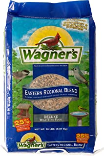 product image for Wagner's 62004 Eastern Regional Blend Wild Bird Food, 20-Pound Bag