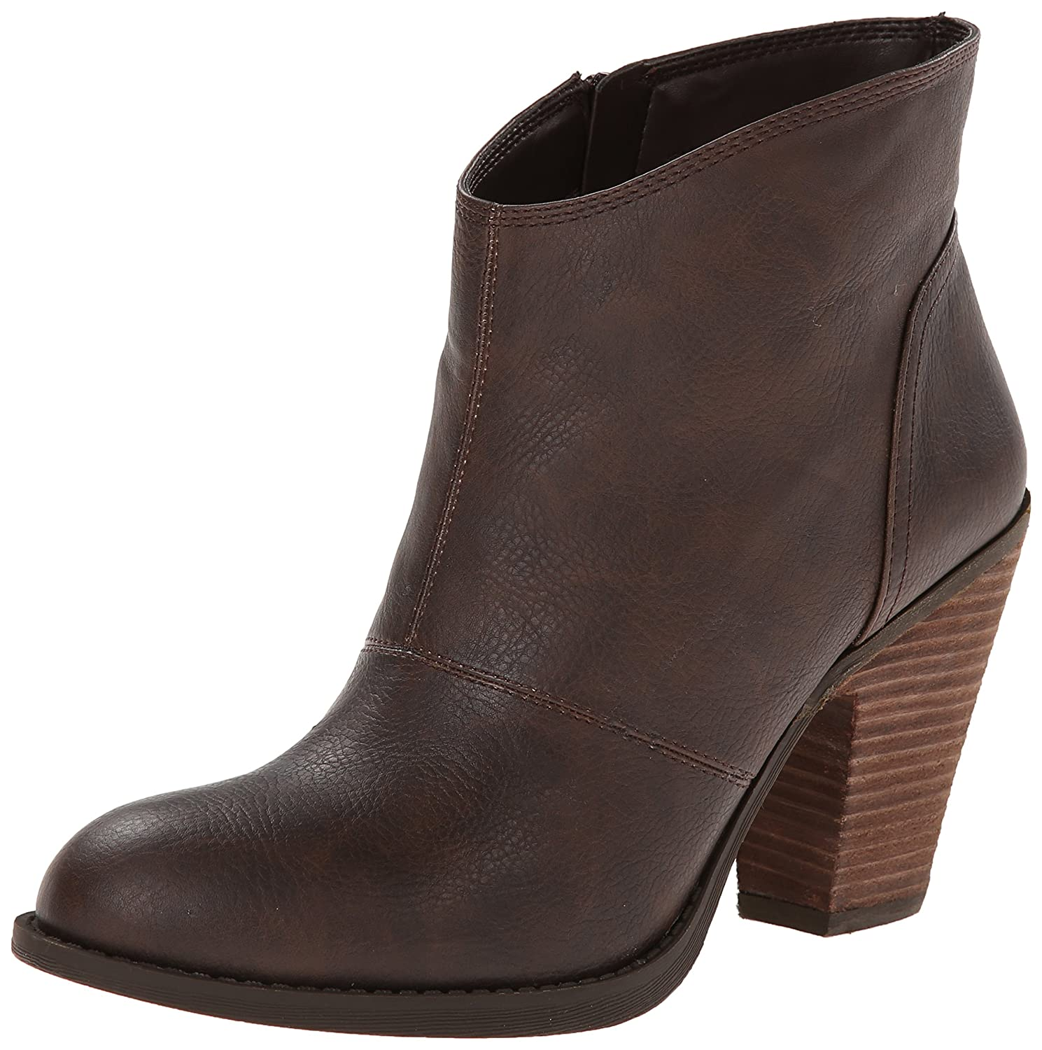 Jessica Simpson Women's Maxi Ankle Bootie B00LET3GD4 8 B(M) US|Fudgie