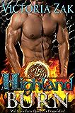 Highland Burn (Guardians of Scotland Book 1) (English Edition)