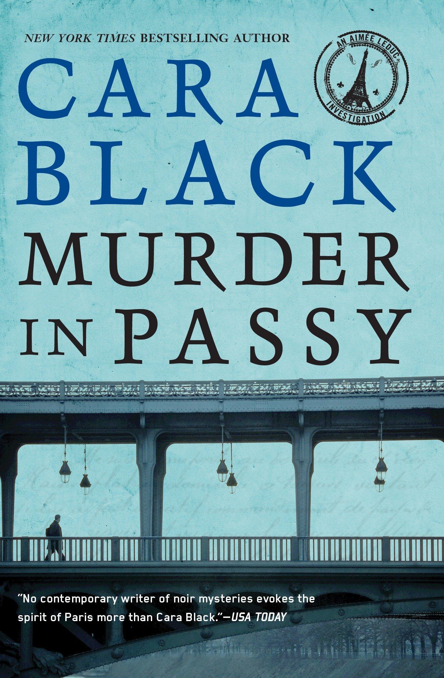 Murder in Passy (An Aimée Leduc Investigation) ebook