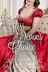 Miss Devon's Choice: A Regency Romance (Branches of Love Book 5) Kindle Edition