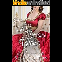 Miss Devon's Choice: A Regency Romance (Branches of Love Book 5)
