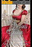 Miss Devon's Choice: A Sweet Regency Romance (Branches of Love Book 5)