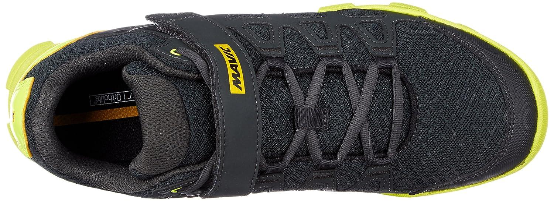 Mavic Fahrrad Crossride MTB Fahrrad Mavic Schuhe schwarz gelb 2018 87d21e