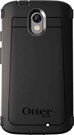 OtterBox Defender celular teléfono móvil para Motorola Droid Turbo 2, negro, small